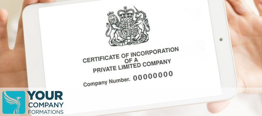 where can i find my company registration number CRN
