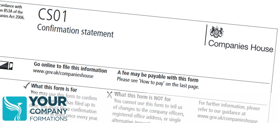 File a Confirmation Statement at Companies House